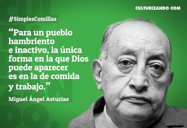 Frases de Miguel Ángel Asturias