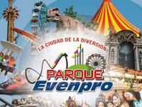 Culturizando te invita a visitar el Parque Evenpro, Ciudad de la diversión