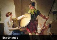 El adulterio legal de las mujeres de Esparta