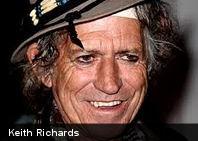 Viejo, Famoso y sobre todo Mala Conducta: Keith Richards