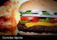Un estudio confirma que la comida rápida aumenta la depresión