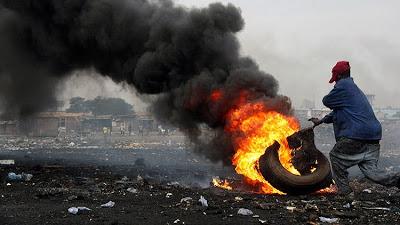 En Imágenes: los 10 lugares más contaminados del mundo