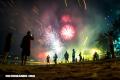 ¿De dónde provienen los fuegos artificiales?
