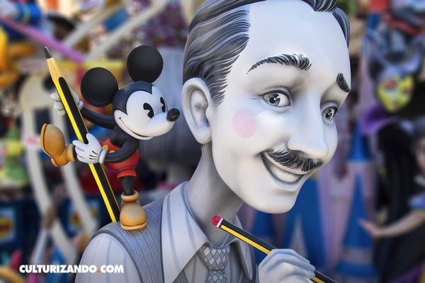 ¿Quién es el verdadero padre de Mickey Mouse?
