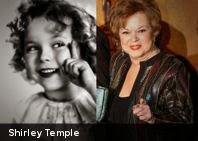 Muere la niña de los rizos de oro Shirley Temple a los 85 años