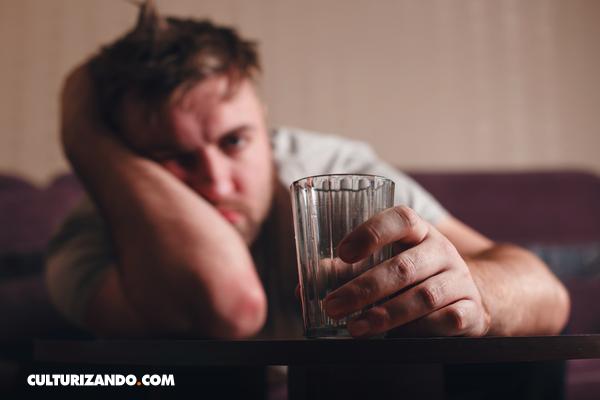 ¿Cuál licor causa la peor resaca?