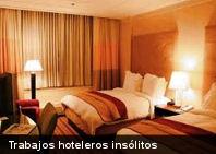 Los trabajos hoteleros más insólitos del mundo