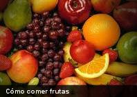¿Cuánta fruta es recomendable al día?