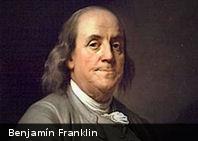 10 grandes frases de Benjamín Franklin (+Foto frase)