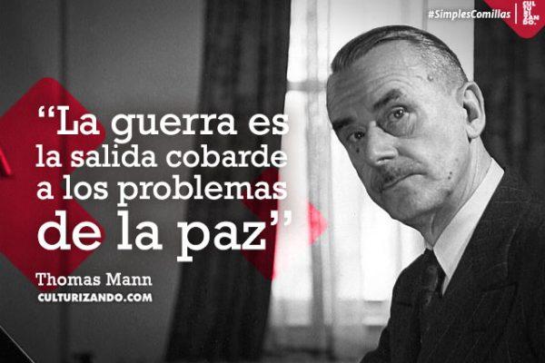 10 grandes frases de Thomas Mann