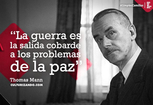 frases de Thomas Mann