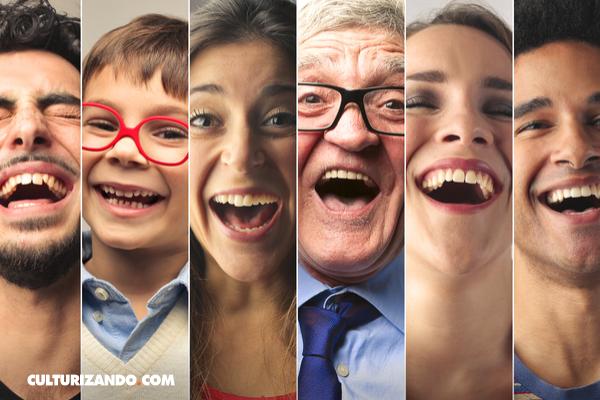 10 beneficios de Sonreír