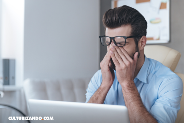 ¿Sabes qué es el estrés visual?