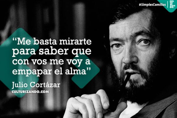 Grandes frases de Julio Cortázar
