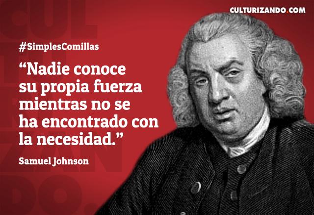 Frases de Samuel Johnson
