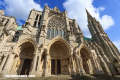 Conoce la espectacular Catedral de Chartres