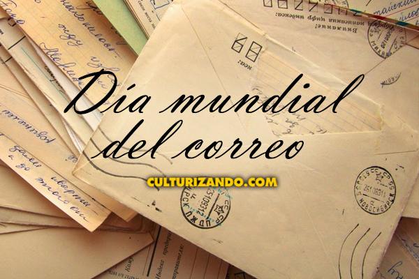 Dia mundial del correo