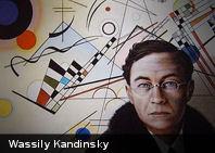 Wassily Kandinsky en 5 maravillosos cuadros