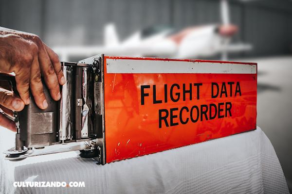 La Historia de: La caja negra de los aviones