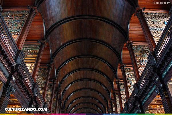 10 fantásticas bibliotecas del mundo