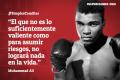 Vidas Interesantes: Muhammad Ali, el peso pesado