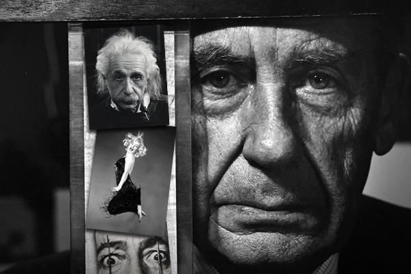 En Imágenes: Philippe Halsman, fotógrafo de celebridades