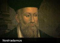 Algunas escalofriantes profecías de Nostradamus