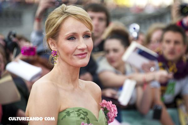 Vidas interesantes: J.K. Rowling, la mujer detrás del niño mago