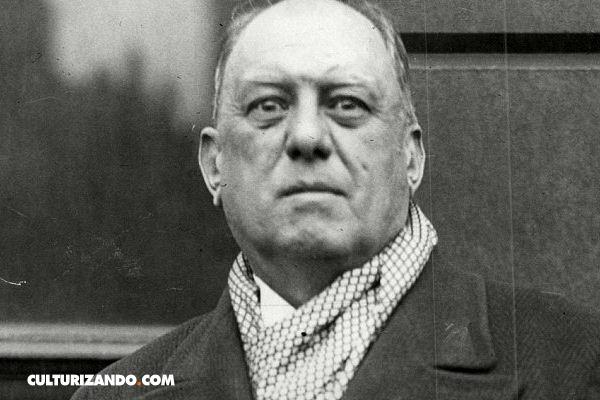 Extraños personajes: ¿Quién fue Aleister Crowley?