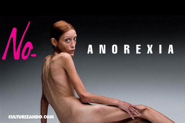Isabelle Caro: moda, anorexia y muerte