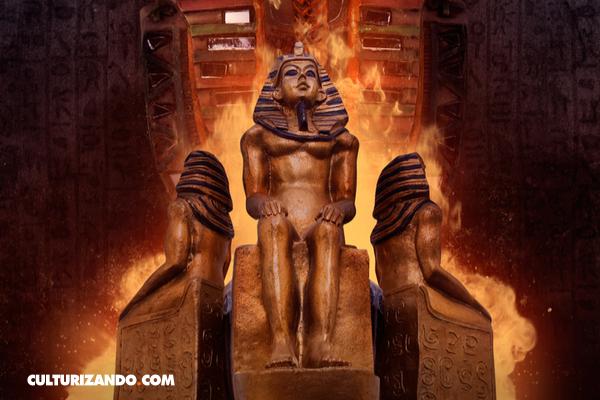 ¿La maldición de Tutankamón o la venganza de un asesino en serie?