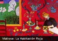 ¿Conoces este cuadro? La Habitación Roja de Matisse