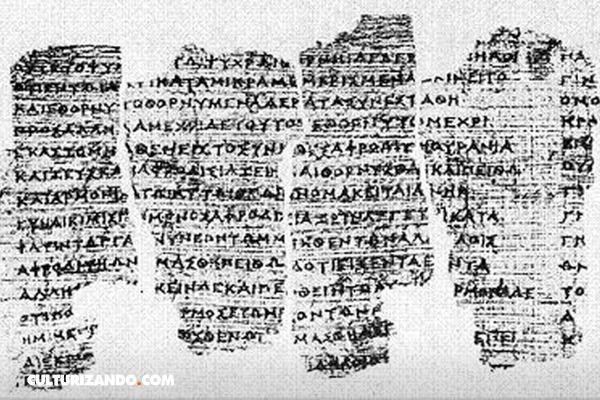 La Historia de: El papiro de Derveni, el manuscrito más antiguo de Europa