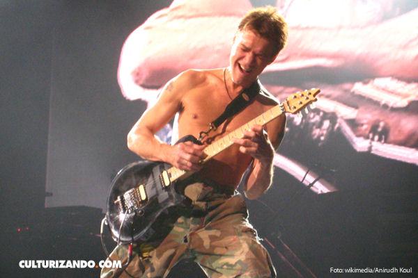 Eddie Van Halen en 10 curiosidades (+Video)