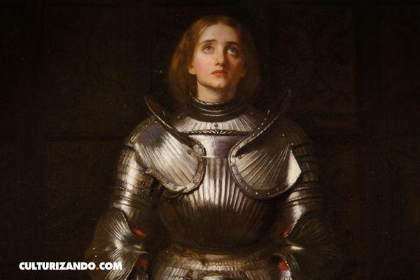 Juana de Arco: de campesina a guerrera y de bruja a santa