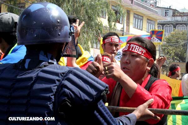 China y Tíbet: cronología de una represión