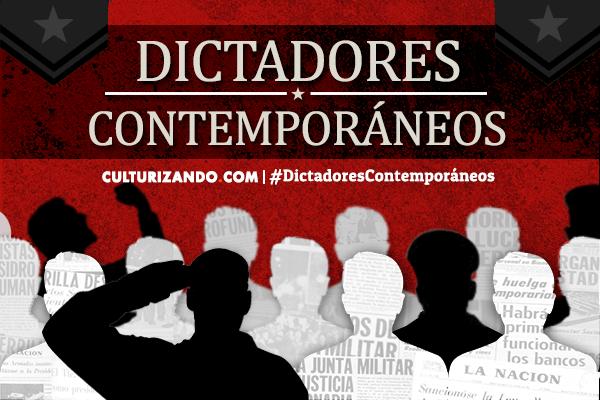 Dictadores Contemporáneos: Un viaje a la locura - Muamar el Gadafi
