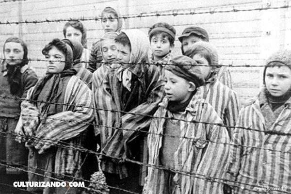 Imágenes históricas de Auschwitz