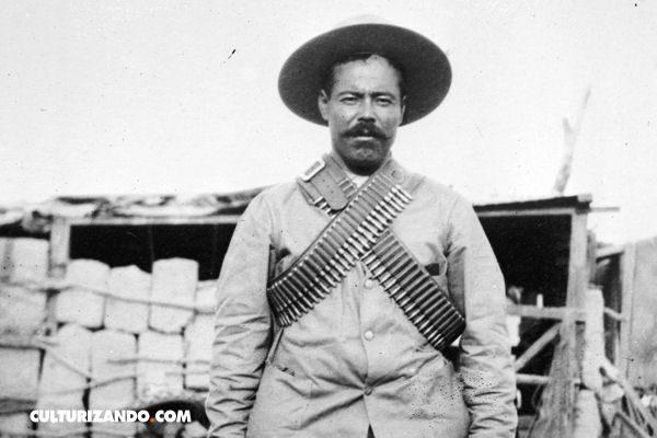 El revolucionario Pancho Villa