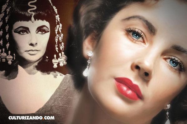 Lo que no sabías de la eterna Elizabeth Taylor