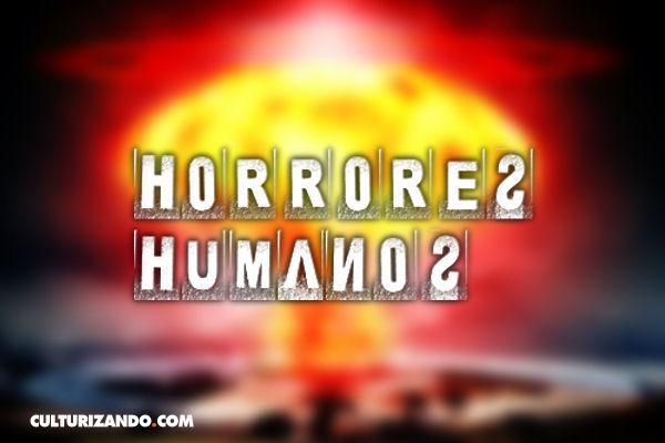 Horrores Humanos: La bomba atómica