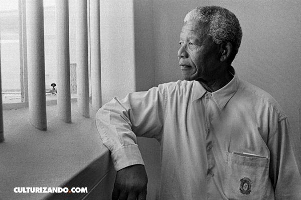 Nelson Mandela: 27 años de prisión