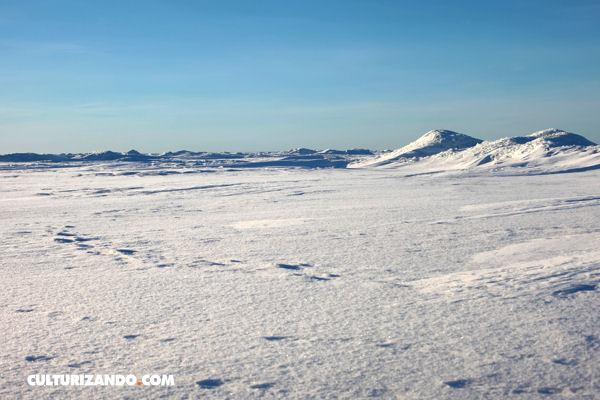 La Nota Curiosa: El día que el Sáhara se cubrió de nieve