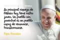 Discurso completo del Papa Francisco ante el Presidente de México
