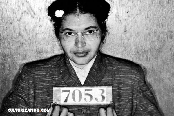 Rosa Parks: líder de los derechos civiles de los afroamericanos