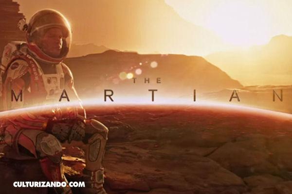 Cosas que no sabías sobre 'The Martian'