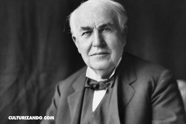 Triunfos Robados: Thomas Edison - culturizando.com | Alimenta tu Mente