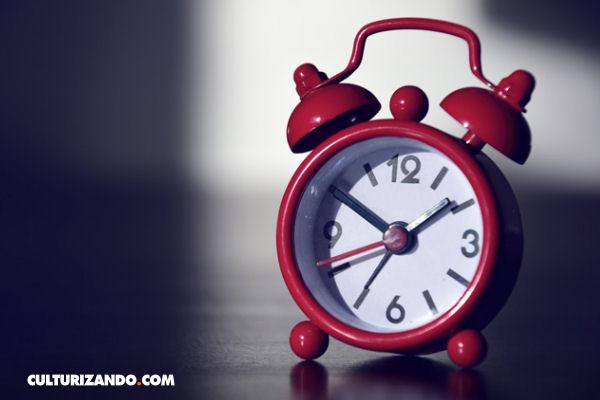 «Horas, Minutos, Segundos» Breve historia del origen del tiempo