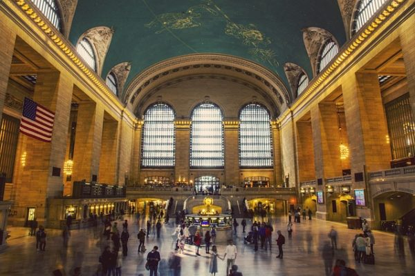 Grand Central Terminal: la mayor estación ferroviaria del mundo
