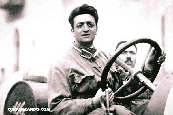 ¿Quién fue Enzo Ferrari?